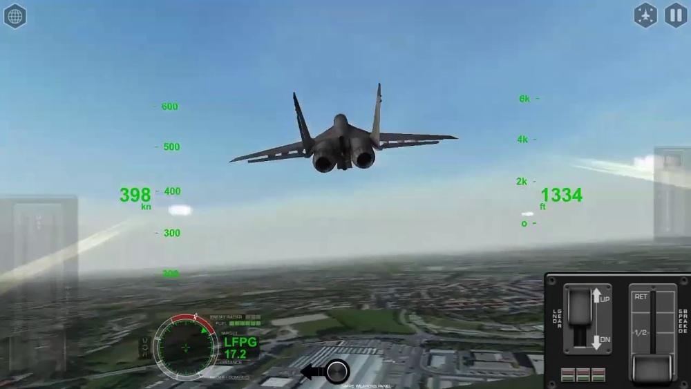 Les 10 Meilleurs Jeux De Simulation De Vol Pour Android
