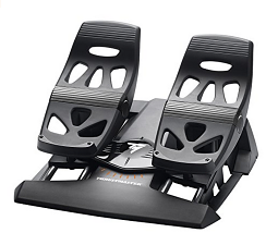 Thurstmaster - TFRP- T.Flight Rudder Pedals - Palonnier ergonomique pour PS4/PC/XBOX ONE