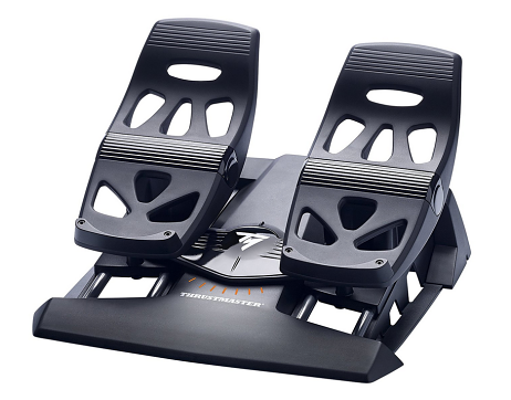 Thrustmaster TFRP Flight Rudder Pedals PC et PS4