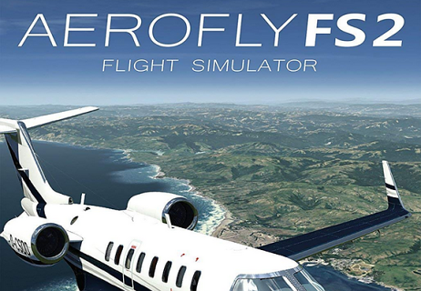 Simulateur de vol Aerofly FS 2 - Flight Simulator pour Pc