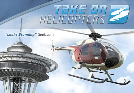 Simulateur de vol Take On Helicopters pour Pc